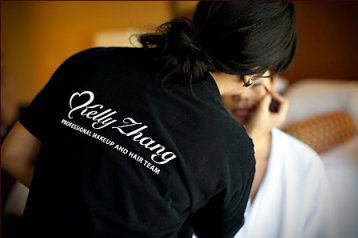 Kelly Zhang Makeup and Hair Studio